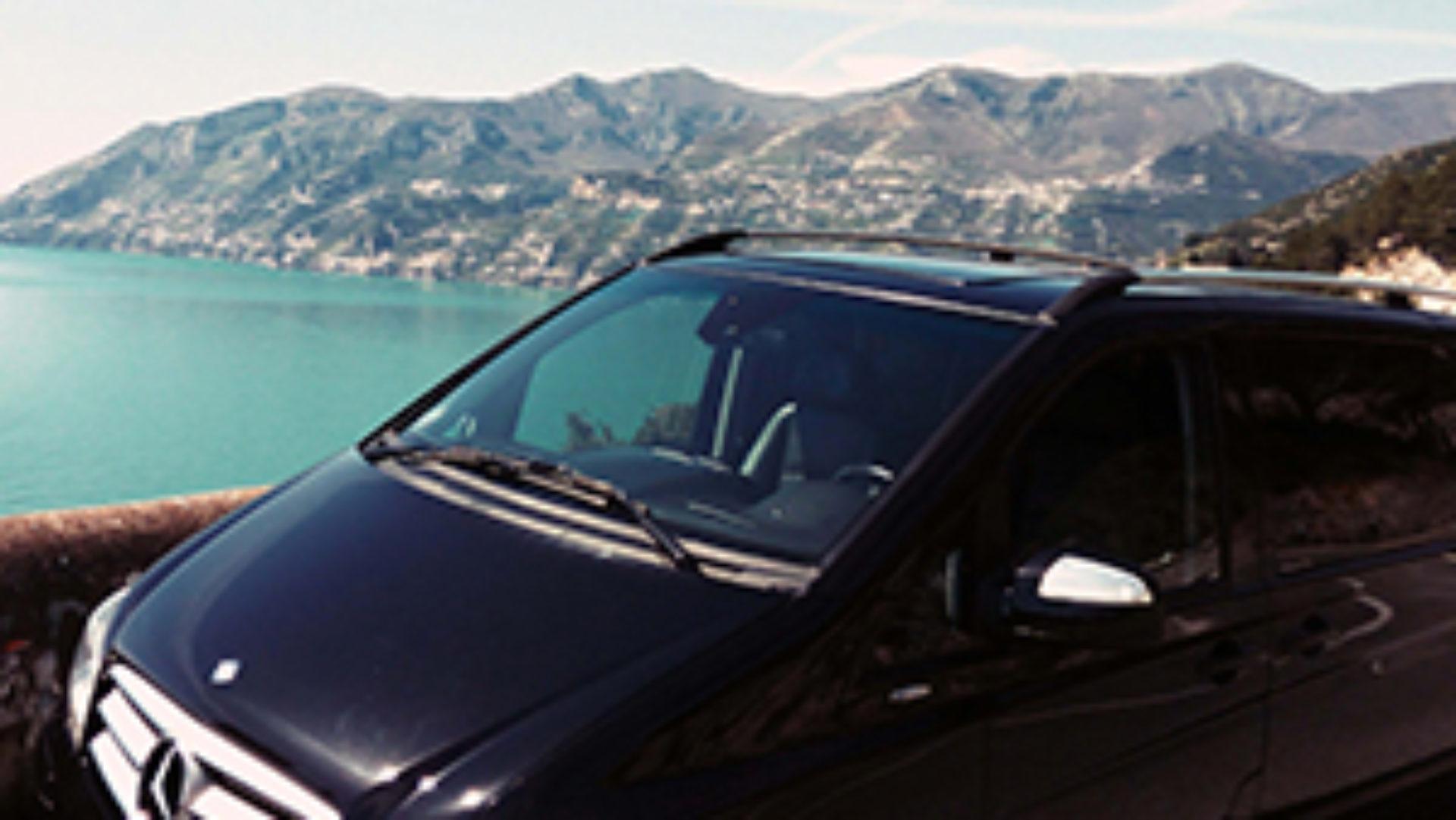 Maiori Car Service in Amalfi Coast